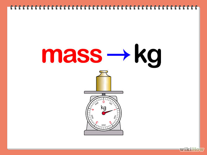 Measurement of Mass Weight and Density